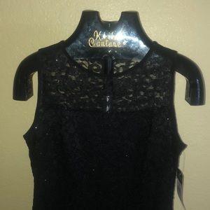 Ralph Lauren Classic Black Cocktail Dress - NWT